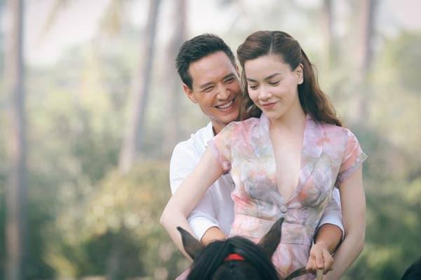 """""""Tan chảy"""" với lời nhắn ngọt ngào Kim Lý gửi tới Hà Hồ: """"Anh yêu em từng giờ, từng phút, từng giây"""" - Ảnh 3."""