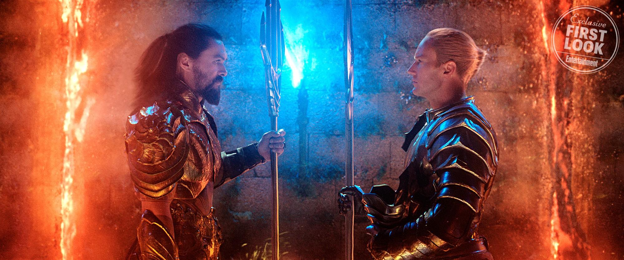 Na ná Thanos và Killmonger, phản diện của Aquaman hứa hẹn là ác nhân xuất sắc nhà DC - Ảnh 1.