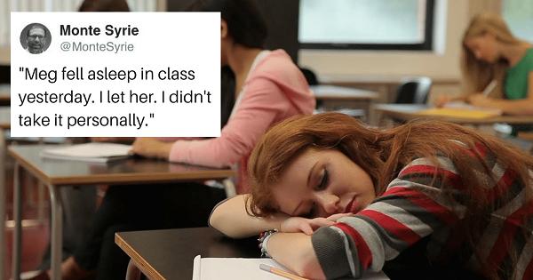 Để mặc học sinh ngủ gật trong giờ học, thầy giáo Mỹ đưa ra một lý do khiến nhiều người nể phục - Ảnh 1.