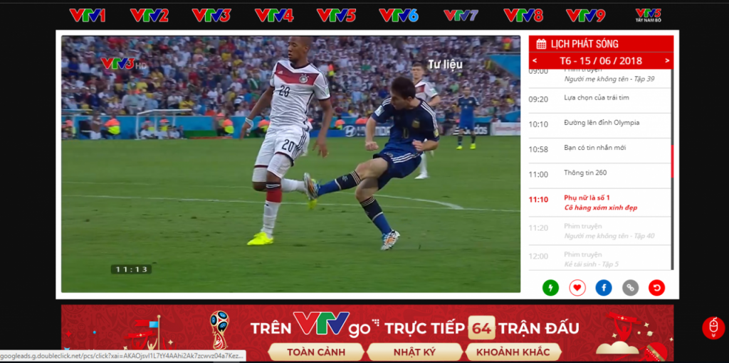 2 cách xem World Cup online chính chủ từ VTV, không lo lách bản quyền lậu - Ảnh 2.