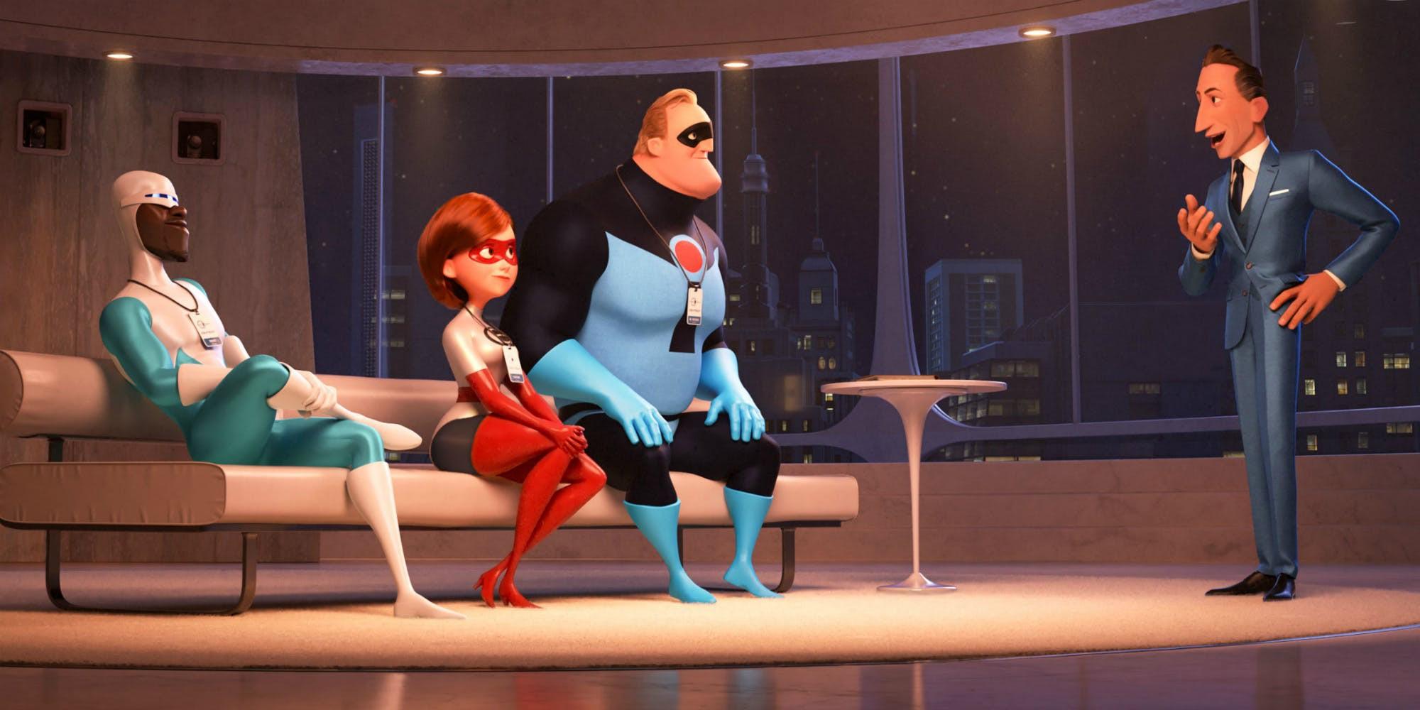"""""""Incredibles 2"""": Có gì thú vị trong số 20 trứng phục sinh của gia đình siêu anh hùng 2? (Phần 1) - Ảnh 3."""