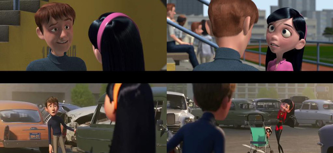 """""""Incredibles 2"""": Có gì thú vị trong số 20 trứng phục sinh của gia đình siêu anh hùng 2? (Phần 1) - Ảnh 10."""