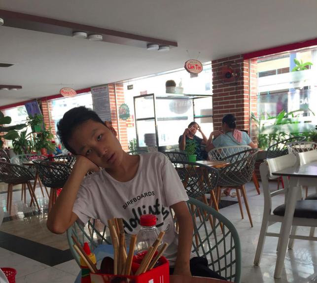 Gia cảnh khó khăn của nam sinh 15 tuổi được nhận quả tim xuyên Việt từ bệnh nhân chết não 2