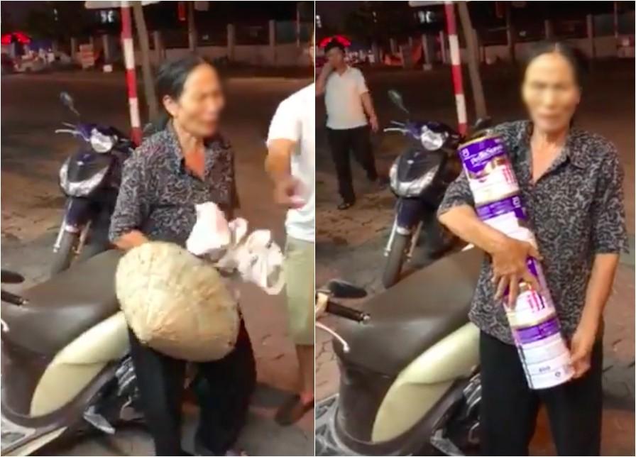 Sau khi bị phát giác ở Hà Nội, bà cụ có giấy chứng nhận tâm thần tiếp tục trộm cắp vặt ở Hải Dương - Ảnh 3.