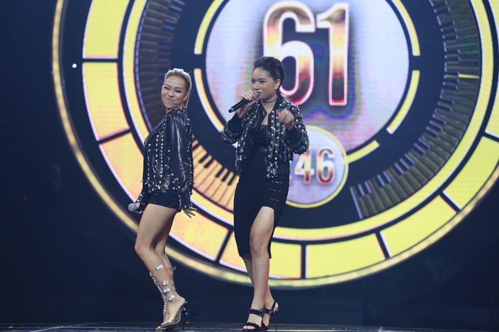 Nhạc hội song ca: Hoàng Yến Chibi đem nhạc phim Tháng năm rực rỡ thử thách Ngô Kiến Huy & Dương Triệu Vũ - Ảnh 12.