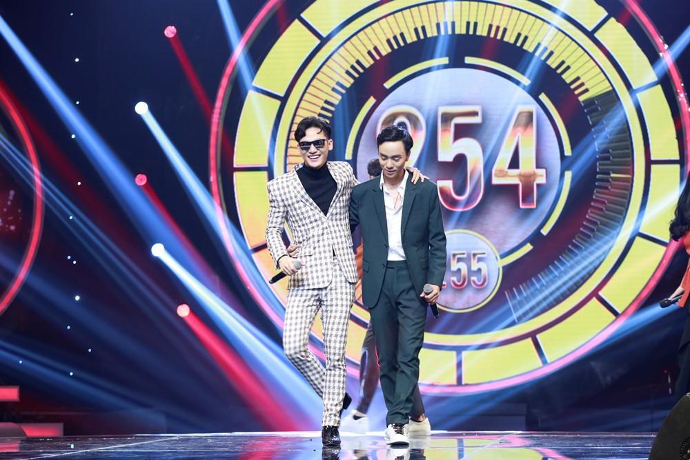 Nhạc hội song ca: Hoàng Yến Chibi đem nhạc phim Tháng năm rực rỡ thử thách Ngô Kiến Huy & Dương Triệu Vũ - Ảnh 7.
