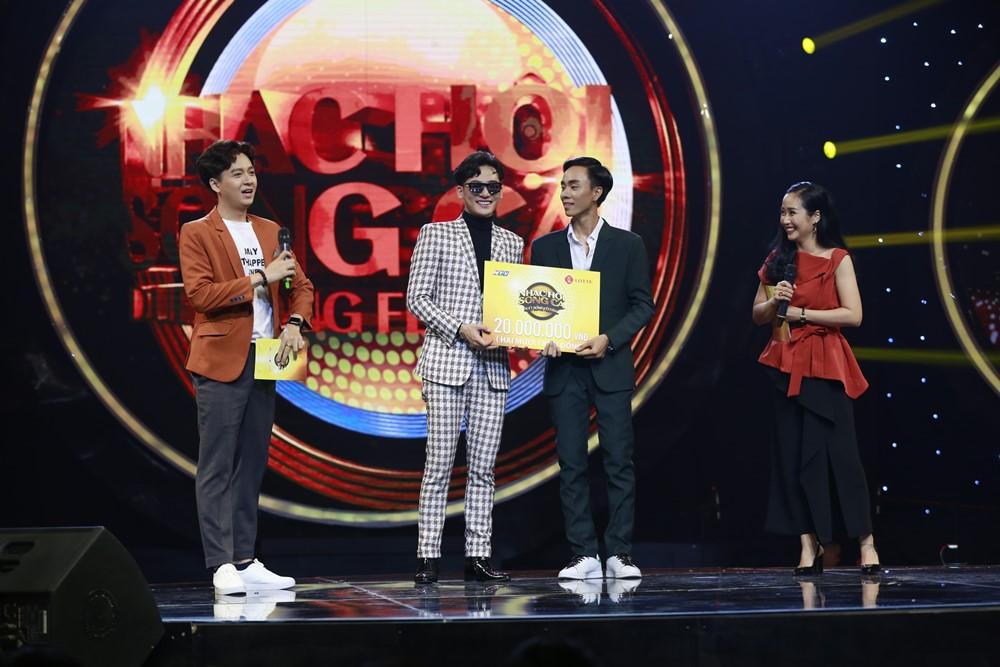 Nhạc hội song ca: Hoàng Yến Chibi đem nhạc phim Tháng năm rực rỡ thử thách Ngô Kiến Huy & Dương Triệu Vũ - Ảnh 8.