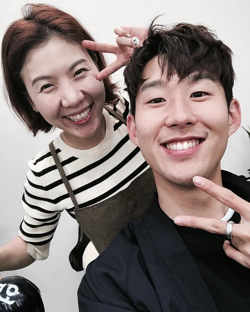 Cầu thủ Hàn Quốc Son Heung-min siêu dễ thương với đôi mắt một mí - Ảnh 3.