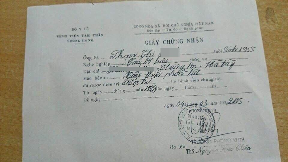 Sau khi bị phát giác ở Hà Nội, bà cụ có giấy chứng nhận tâm thần tiếp tục trộm cắp vặt ở Hải Dương - Ảnh 5.
