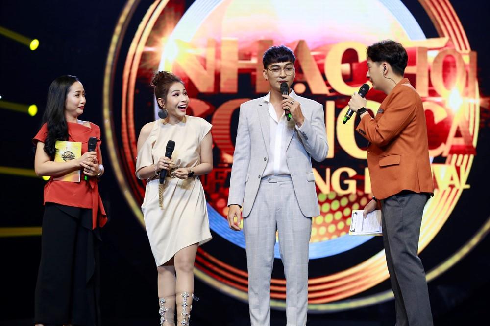 Nhạc hội song ca: Hoàng Yến Chibi đem nhạc phim Tháng năm rực rỡ thử thách Ngô Kiến Huy & Dương Triệu Vũ - Ảnh 1.