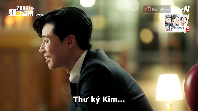 Đỡ không nổi 15 phát ngôn chấn động nhất của thánh tự luyến Park Seo Joon trong Thư Ký Kim - Ảnh 13.