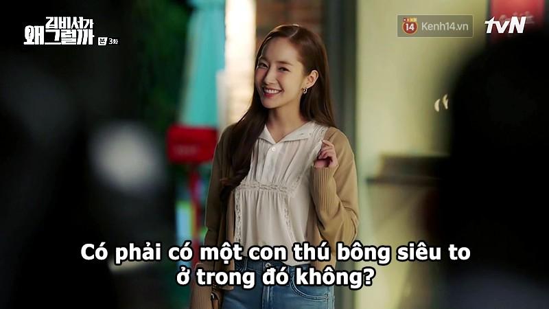 Đỡ không nổi 15 phát ngôn chấn động nhất của thánh tự luyến Park Seo Joon trong Thư Ký Kim - Ảnh 22.