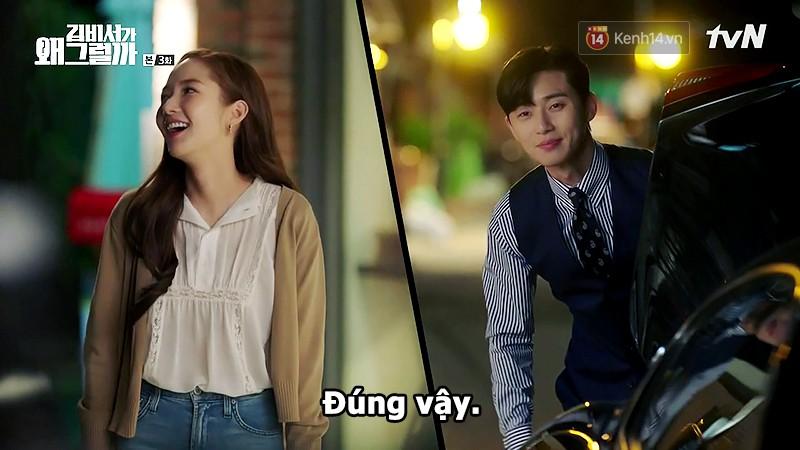 Đỡ không nổi 15 phát ngôn chấn động nhất của thánh tự luyến Park Seo Joon trong Thư Ký Kim - Ảnh 23.