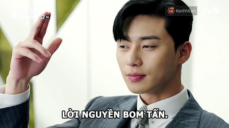 Đỡ không nổi 15 phát ngôn chấn động nhất của thánh tự luyến Park Seo Joon trong Thư Ký Kim - Ảnh 29.