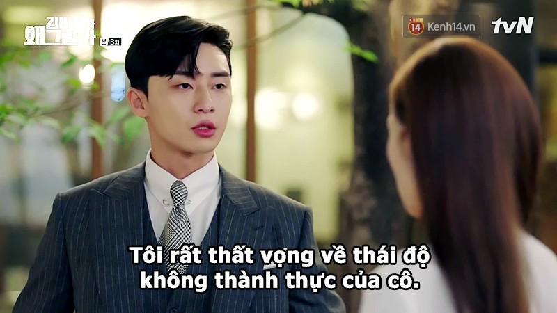 Đỡ không nổi 15 phát ngôn chấn động nhất của thánh tự luyến Park Seo Joon trong Thư Ký Kim - Ảnh 33.