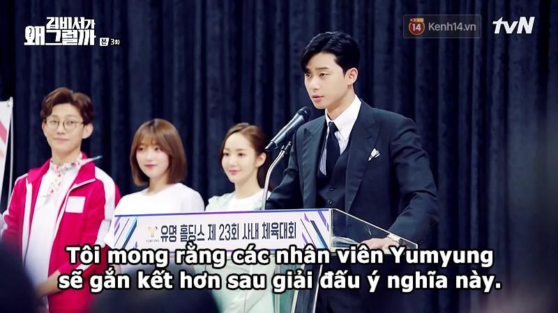 Đỡ không nổi 15 phát ngôn chấn động nhất của thánh tự luyến Park Seo Joon trong Thư Ký Kim - Ảnh 34.