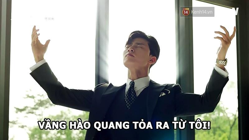 Đỡ không nổi 15 phát ngôn chấn động nhất của thánh tự luyến Park Seo Joon trong Thư Ký Kim - Ảnh 4.