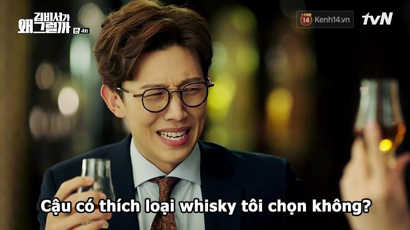 Đỡ không nổi 15 phát ngôn chấn động nhất của thánh tự luyến Park Seo Joon trong Thư Ký Kim - Ảnh 5.