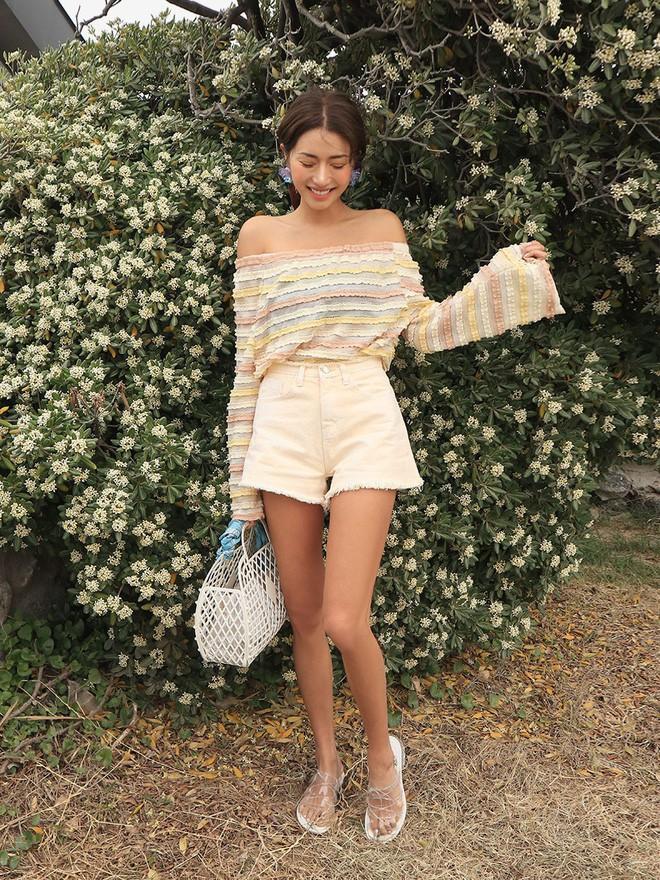 Loạt kiểu quần trắng dễ mặc, dễ đẹp mà các nàng cần sắm cho bằng được trong hè này - Ảnh 13.