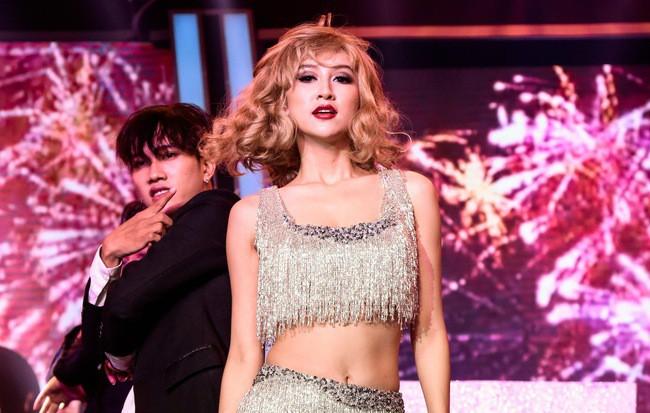 Tuyên bố sợ rap hay hơn Taylor Swift, Á hậu Hà Thu nhận lượt dislike khủng tại Gương mặt thân quen - Ảnh 2.