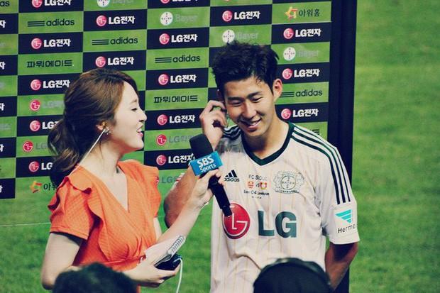 Cầu thủ Hàn Quốc Son Heung-min siêu dễ thương với đôi mắt một mí - Ảnh 11.