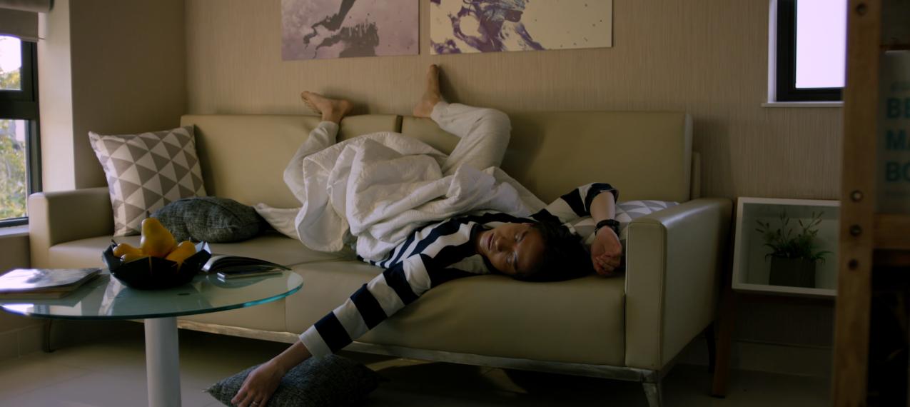 Vừa đám cưới xong, cô dâu Jang Mi đã thẳng chân đạp chú rể S.T xuống giường trong đêm tân hôn - Ảnh 7.