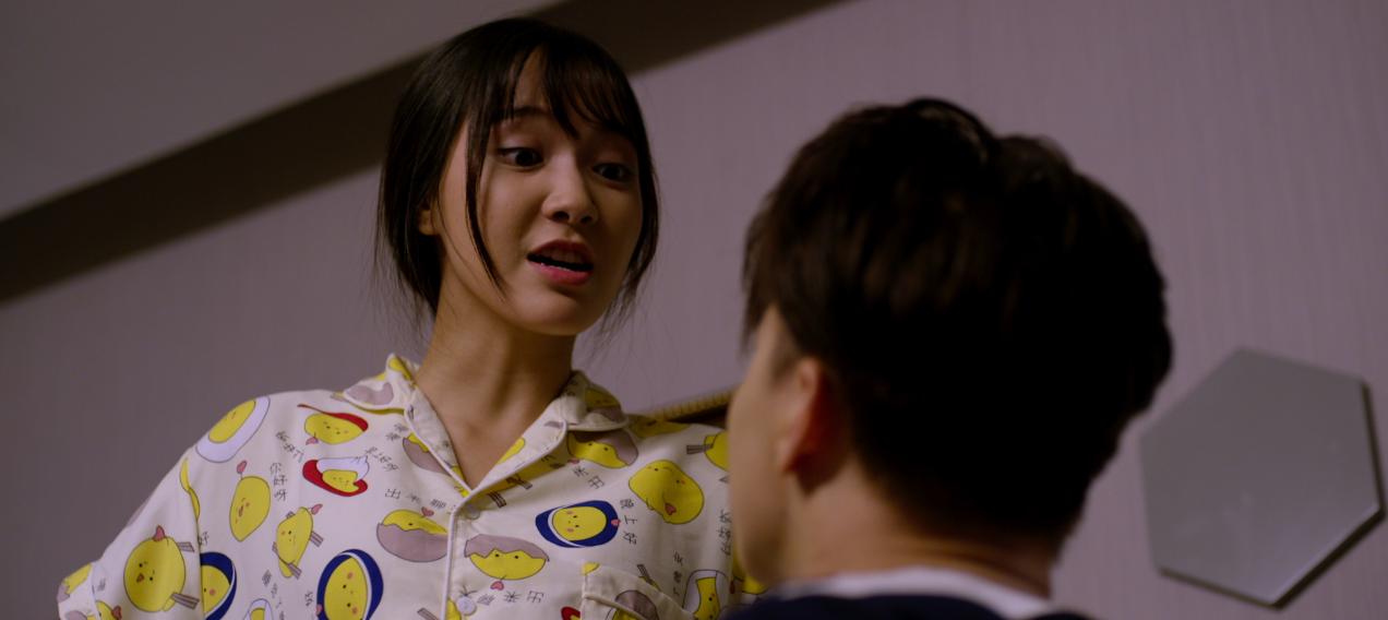 Vừa đám cưới xong, cô dâu Jang Mi đã thẳng chân đạp chú rể S.T xuống giường trong đêm tân hôn - Ảnh 5.