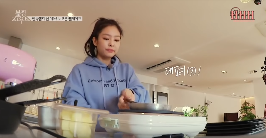 Sang chảnh trên sân khấu, về nhà Jennie lại là đầu bếp đảm đang của Black Pink - Ảnh 6.