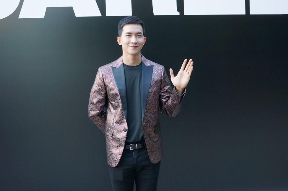 Võ Cảnh được mời dự show, Vũ Khắc Tiệp ngồi hàng ghế đầu trong show Dsquared2 tại Tuần lễ thời trang nam Milan 2018 - Ảnh 3.