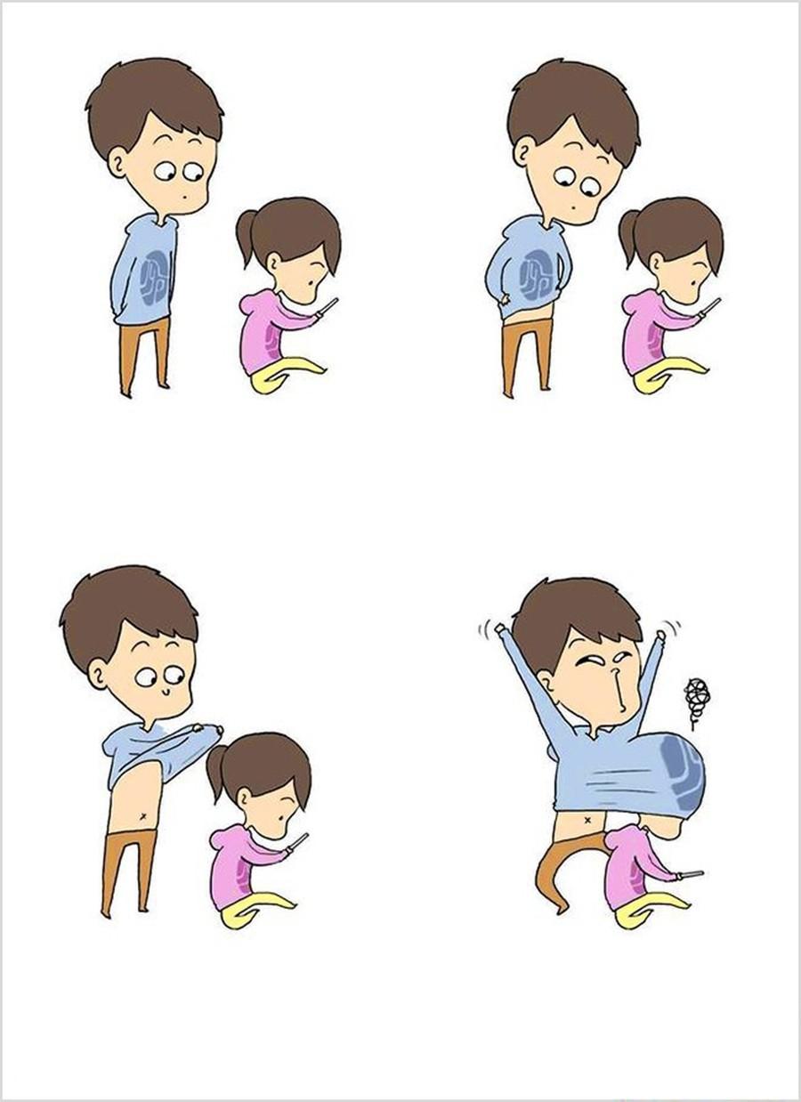 1001 lí do khiến con trai và con gái nên yêu đi thôi