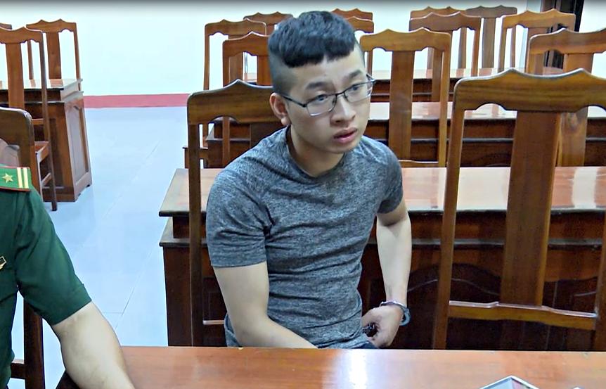 Bắt nam thanh niên 22 tuổi chuyên bán ma túy cho sinh viên ở Đà Nẵng - Ảnh 2.