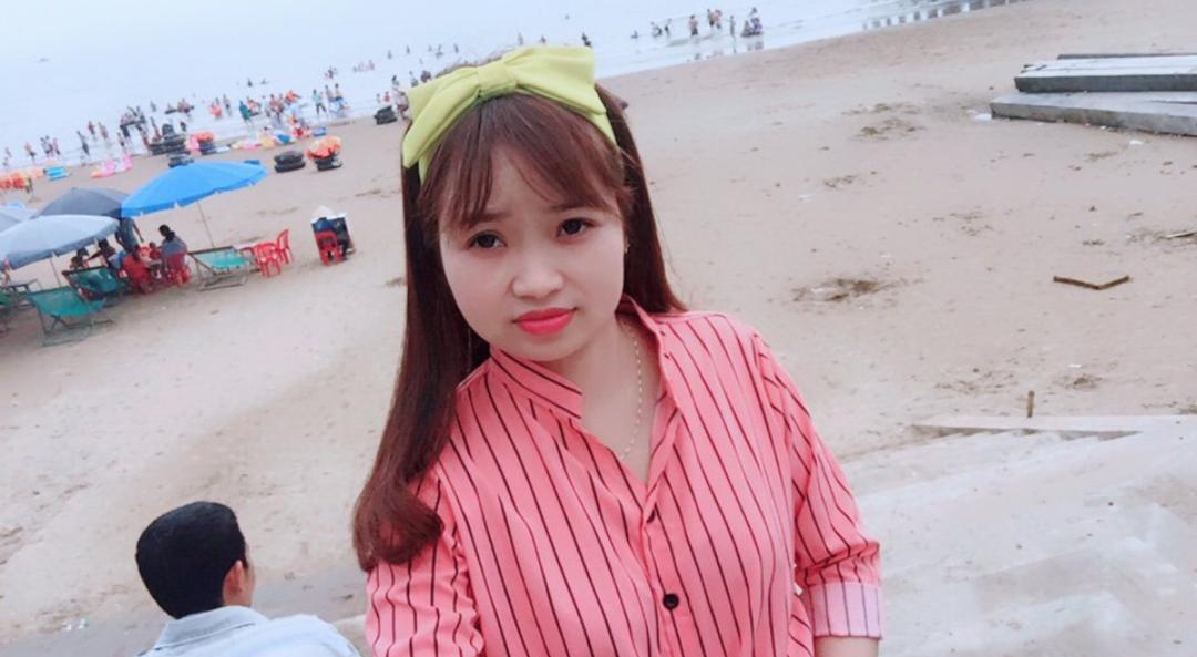 Cô gái 25 tuổi mất tích khi đi du lịch tại Cửa Lò - Ảnh 1.