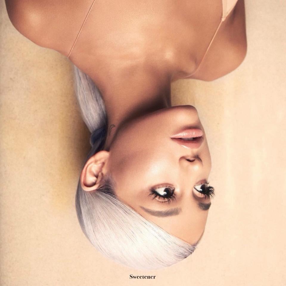 Ariana Grande khoe teaser MV cùng bìa album mới nhìn muốn chóng mặt tiền đình - Ảnh 1.
