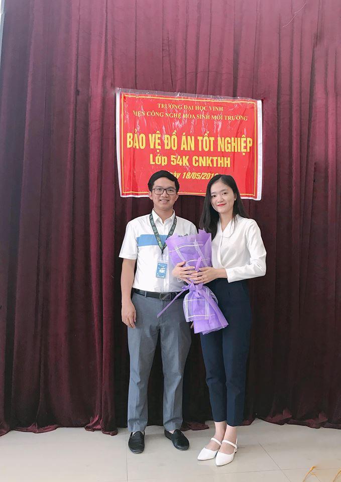Thành tích học tập khủng của nữ sinh được thầy Phó bí thư cầu hôn ở lễ tốt nghiệp - Ảnh 4.