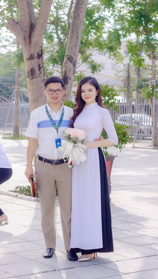 Thành tích học tập khủng của nữ sinh được thầy Phó bí thư cầu hôn ở lễ tốt nghiệp - Ảnh 6.