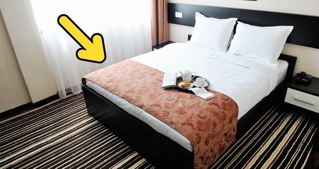 Đi khách sạn bao lâu nhưng tại sao ở đâu cũng trải 1 chiếc khăn ngang giường? Lý do là vì... - Ảnh 2.
