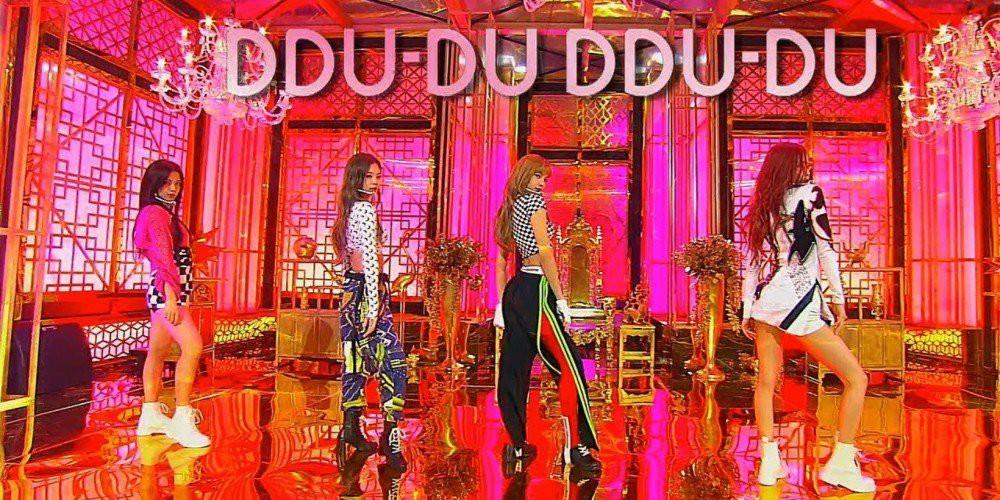 Sân khấu comeback của Black Pink DDU-DU DDU-DU tuy hoành tráng nhưng YG vẫn không hài lòng