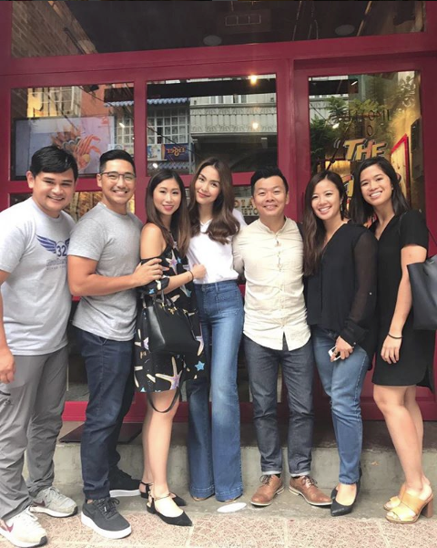 Cuộc sống viên mãn bên ông xã điển trai của Stephanie Nguyễn - người chị chồng kín tiếng, rất thân thiết với Hà Tăng - Ảnh 1.