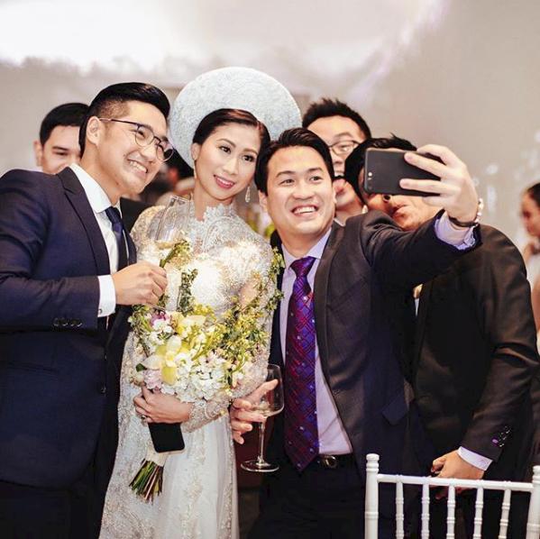 Cuộc sống viên mãn bên ông xã điển trai của Stephanie Nguyễn - người chị chồng kín tiếng, rất thân thiết với Hà Tăng - Ảnh 7.