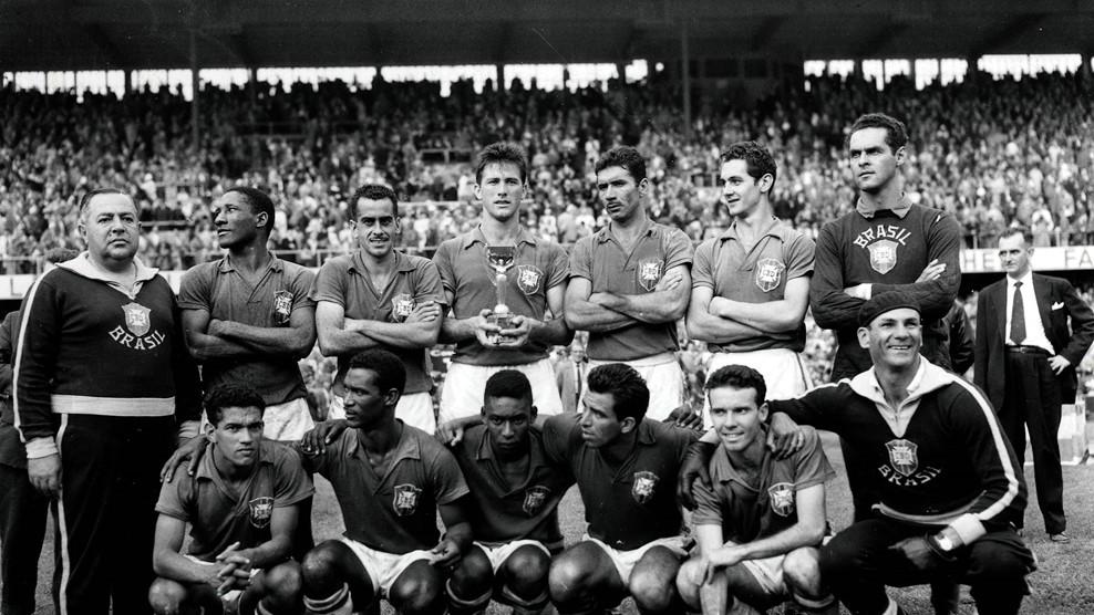 Lịch sử World Cup 1958: Vua bóng đá Pele bước ra ánh sáng - Ảnh 2.