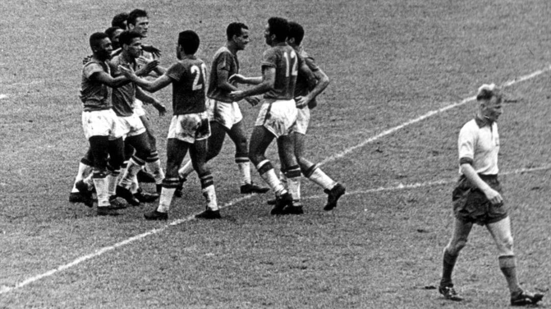 Lịch sử World Cup 1958: Vua bóng đá Pele bước ra ánh sáng - Ảnh 5.