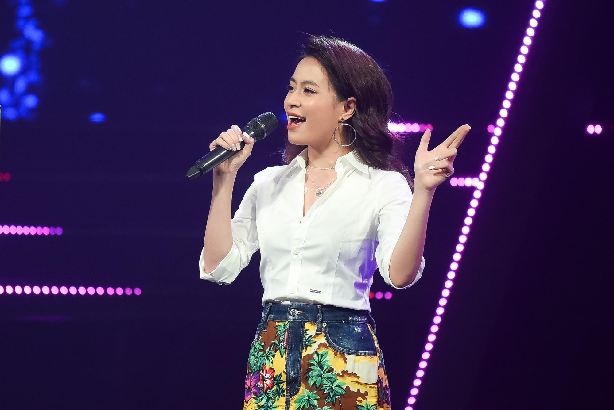Hoàng Thùy Linh, Hương Tràm, Đức Phúc lần đầu hòa giọng tình cảm trong ca khúc chung - Ảnh 3.