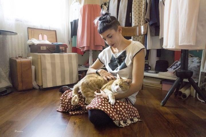 Bộ ảnh Catisfaction chụp lại khoảnh khắc hạnh phúc của những chú mèo - Ảnh 17.