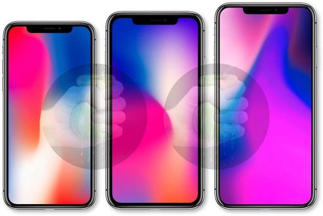 Lộ bản vẽ thiết kế và ảnh dựng của 3 mẫu iPhone 2018 - Ảnh 4.