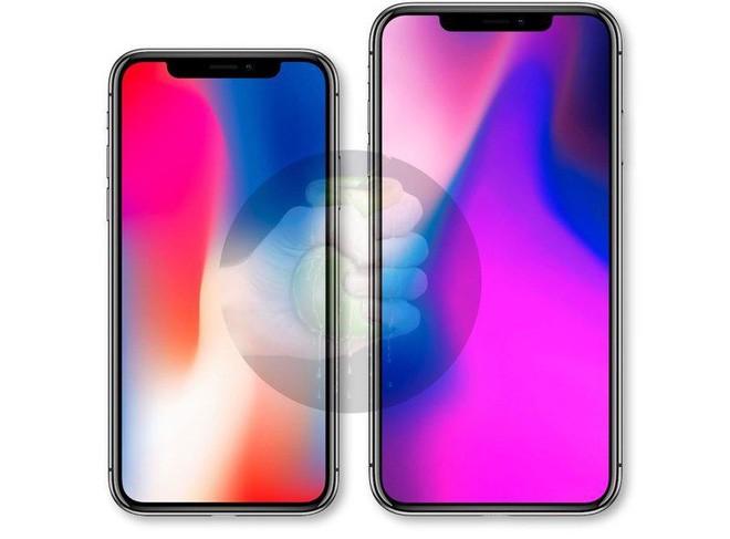 Lộ bản vẽ thiết kế và ảnh dựng của 3 mẫu iPhone 2018 - Ảnh 5.