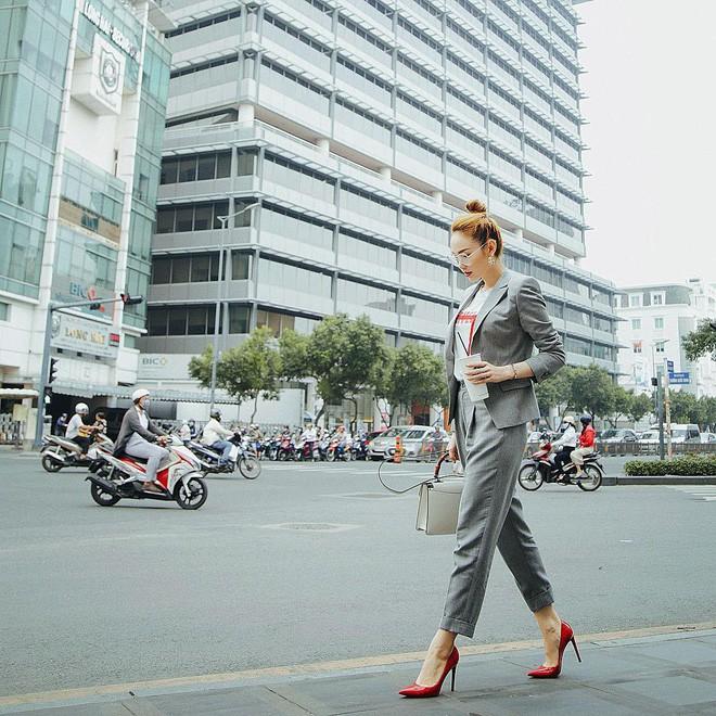 Ngắm street style mùa hè của 6 người đẹp showbiz Việt