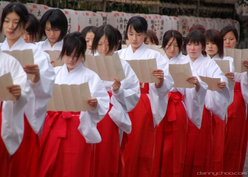 Nhật Bản - Xứ sở vạn vật đều là Thần - Ảnh 13.