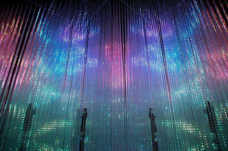 Ghé thăm bảo tàng kỹ thuật số độc đáo ở Nhật Bản: Một thế giới mới ảo diệu đến choáng ngợp, chẳng khác gì khung cảnh trong phim Avatar - Ảnh 7.