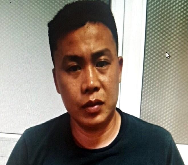 Nguyễn Văn Khẩn, một đầu mối mua ma túy từ Thọ để bán lẻ cho con nghiện.