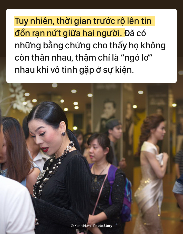 Hồ Ngọc Hà - Lệ Quyên: Từ chuyện khoe nhẫn kim cương nhìn lại tình bạn - Ảnh 9.